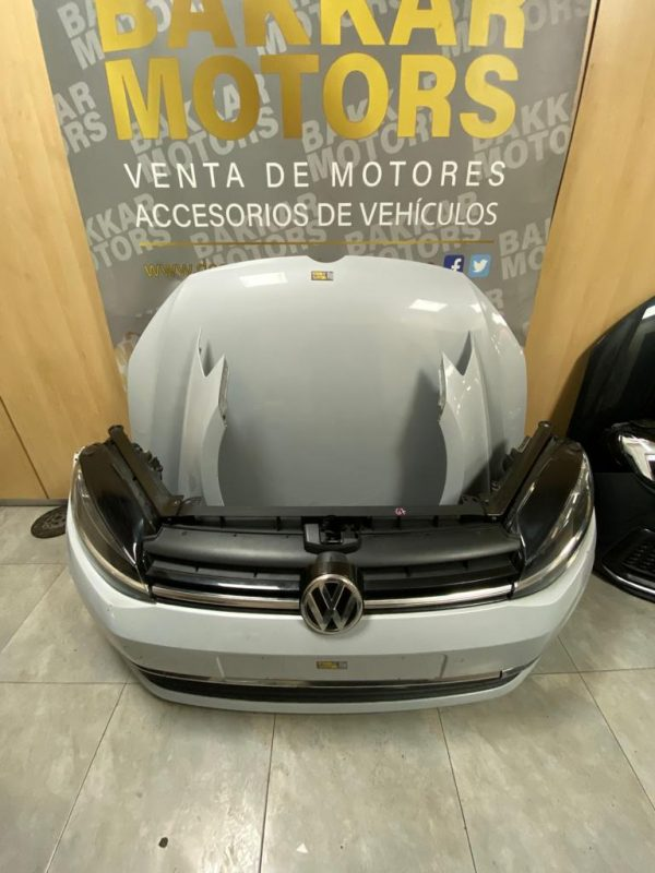 golf vii-año 2018-color blanco-frente completo-kit airbag-aletas-faros-bakkar motors-valencia (1)